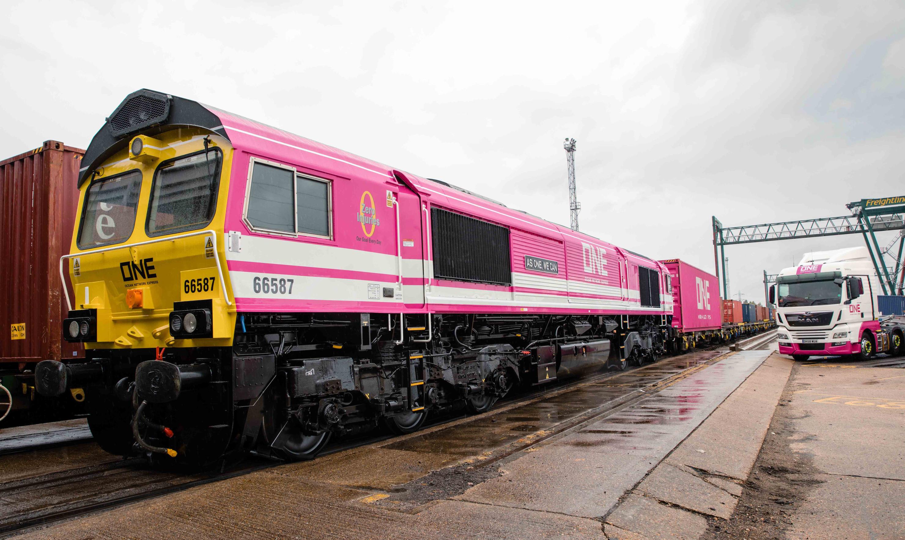 Freightliner - Intermodal Services