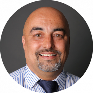 Paul Verghese - Interim Group Safety Director
