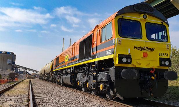 Freightliner Rail Services