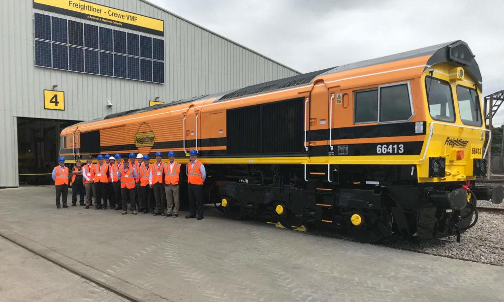 Freightliner | Award-Winning Rail Freight & Rail Services