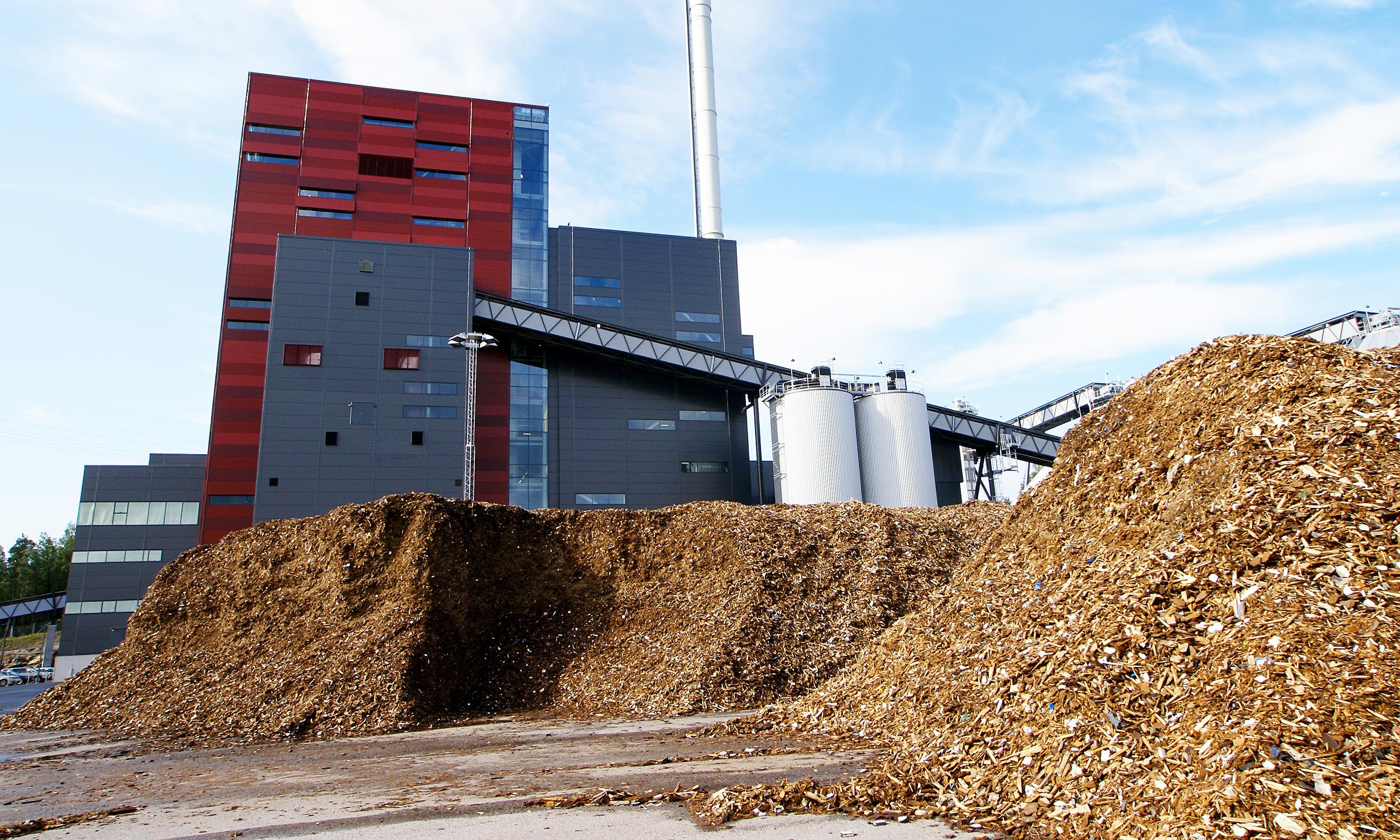 Biomass Haulage