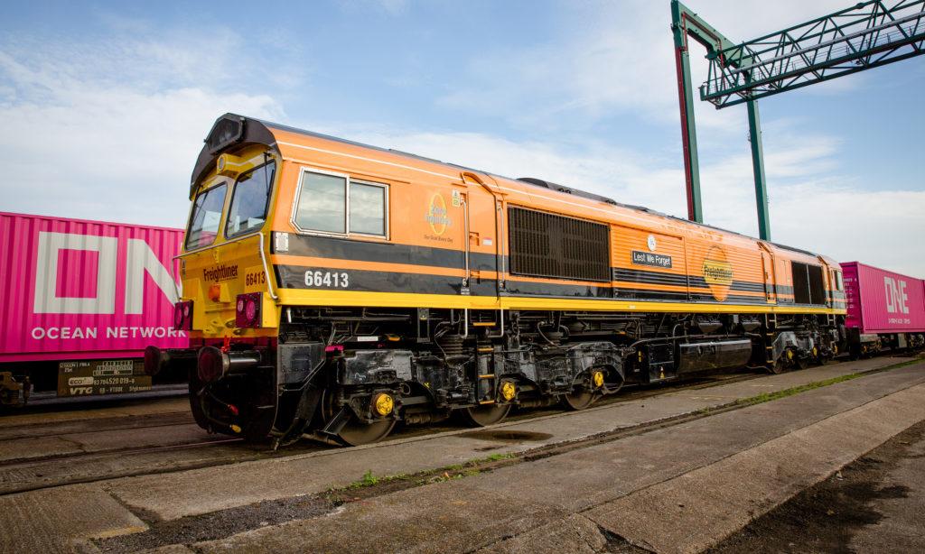 Freightliner Intermodal