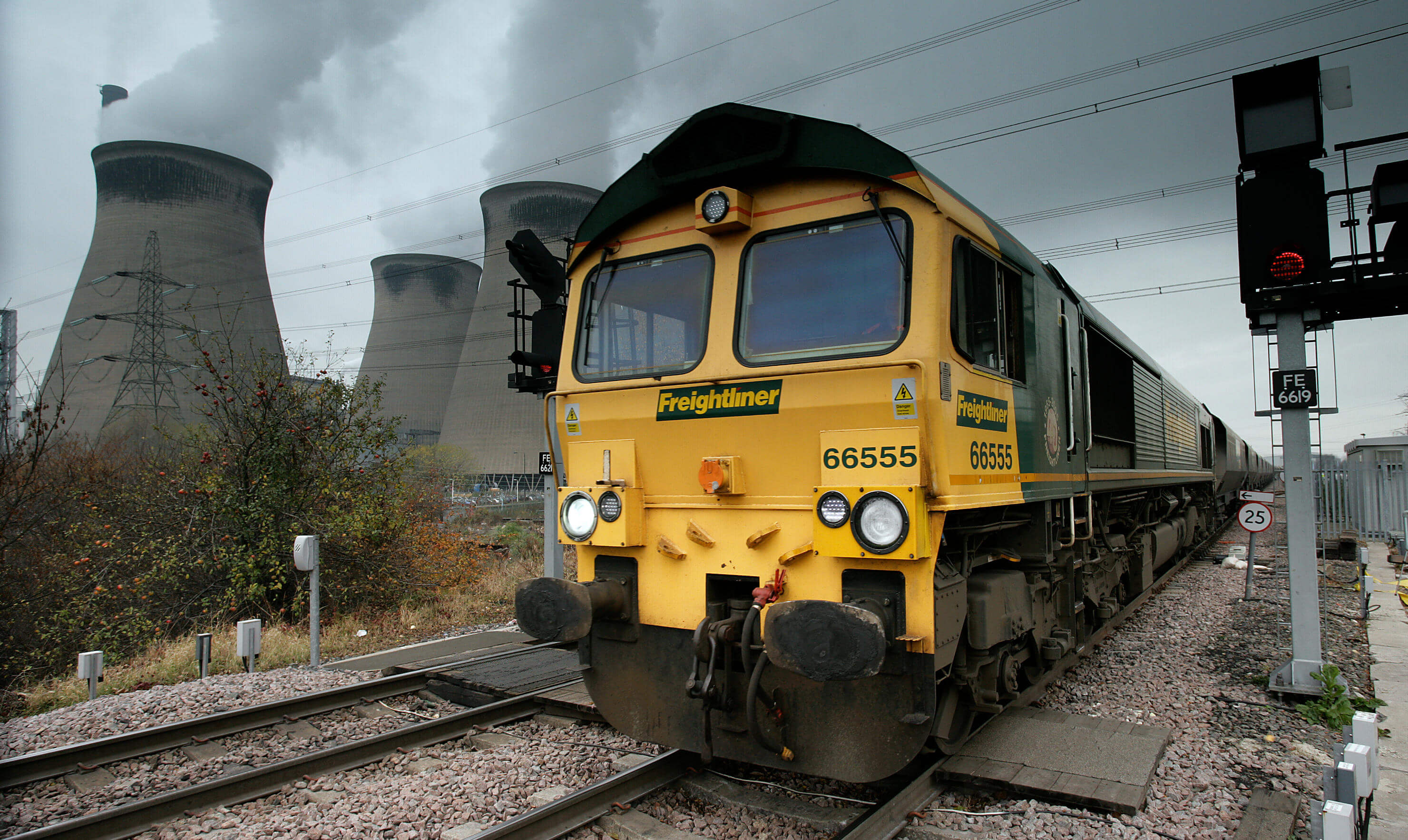 2003 - Coal Trains Rocket