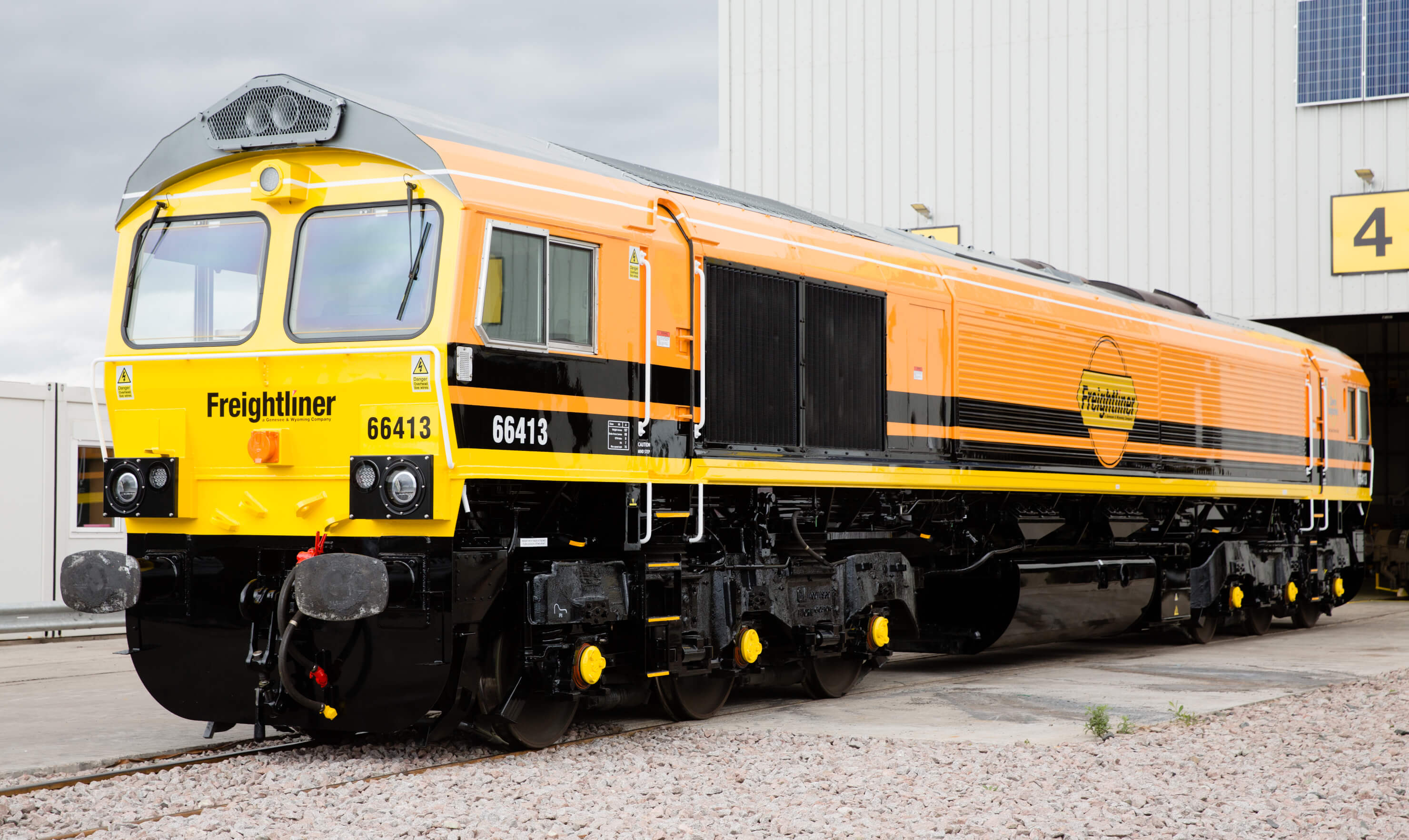 2015 - Freightliner acquired by G&W